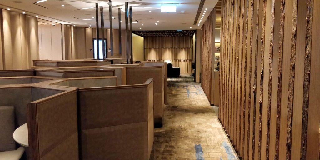 Plaza Premium Lounge Taipeh Terminal 1 6