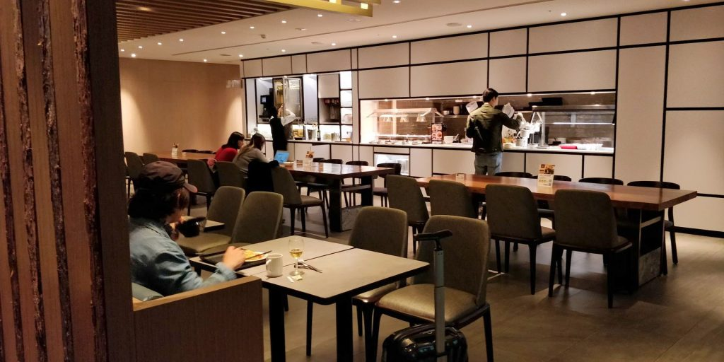 Plaza Premium Lounge Taipeh Terminal 1 7