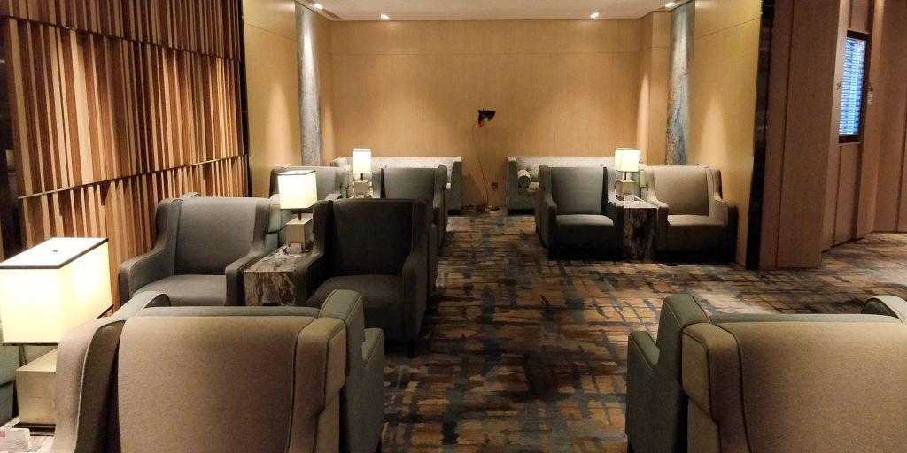 Plaza Premium Lounge Taipeh Terminal 1 8