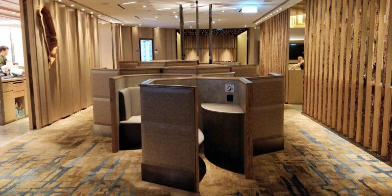 Plaza Premium Lounge Taipeh Terminal 1