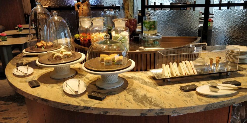 Shangri La's Far Eastern Plaza Taipeh Lounge Afternoon Tea 2