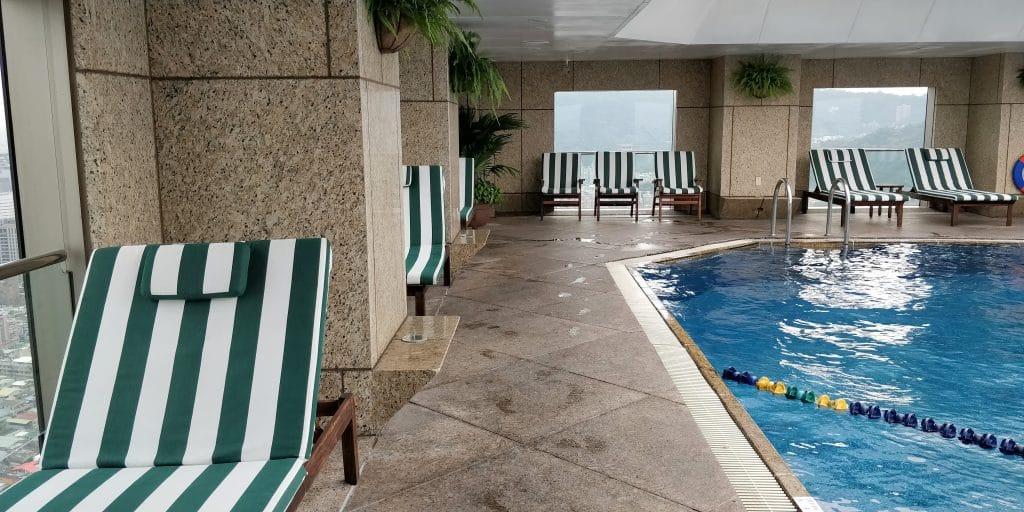 Shangri La's Far Eastern Plaza Taipeh Pool 3