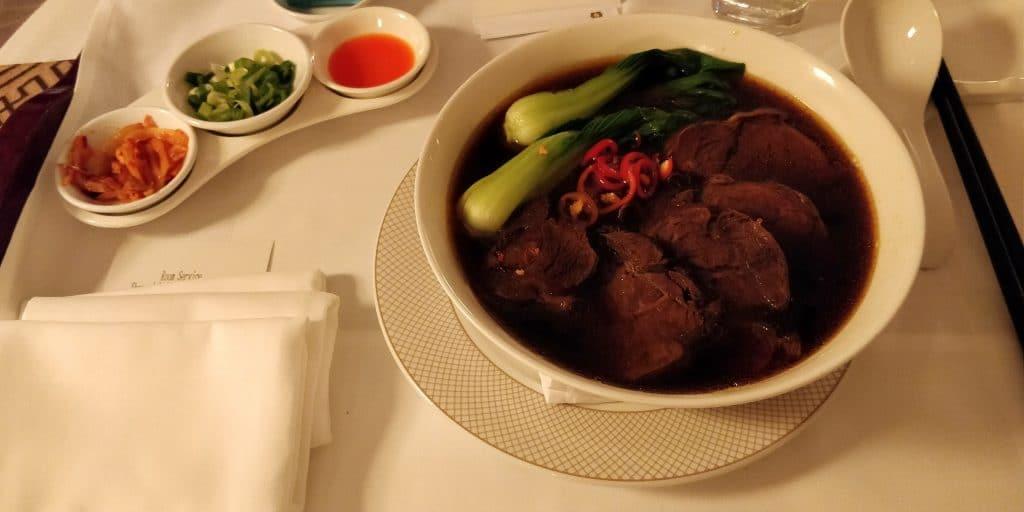 Shangri La's Far Eastern Plaza Taipeh Room Service 2