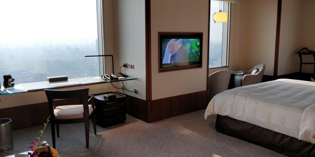 Shangri La's Far Eastern Plaza Taipeh Zimmer 15