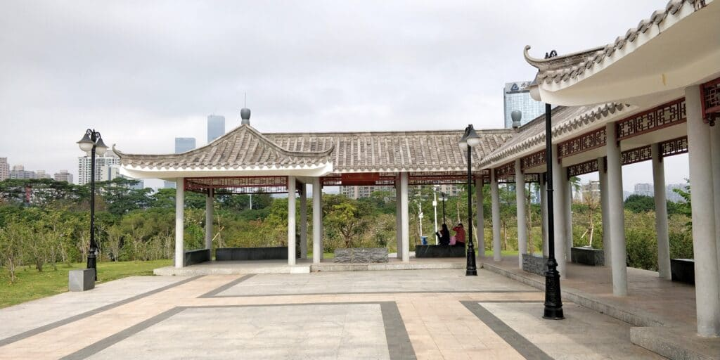 Shenzhen Central Park 2