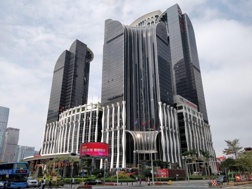 Shenzhen Futian 3