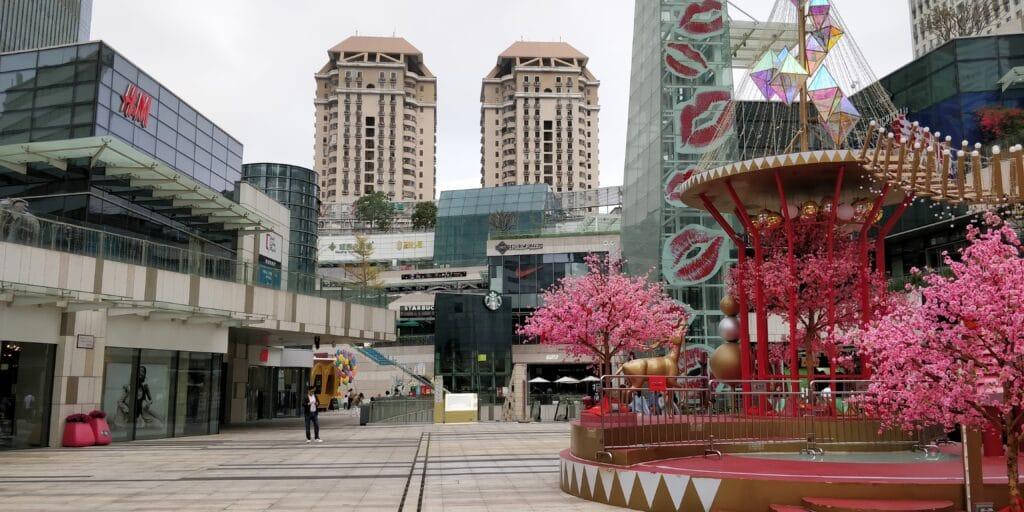 Shenzhen Huaqiangbai Commercial Street 3