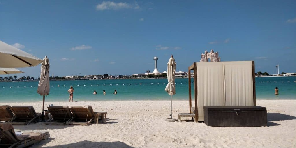 St. Regis Abu Dhabi Fitness Erholung 12