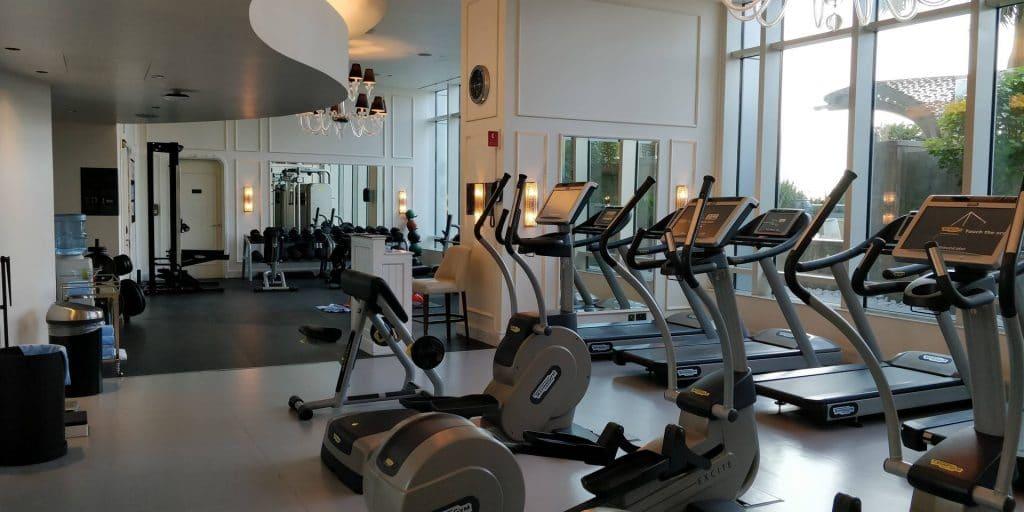 St. Regis Abu Dhabi Fitness Erholung 3