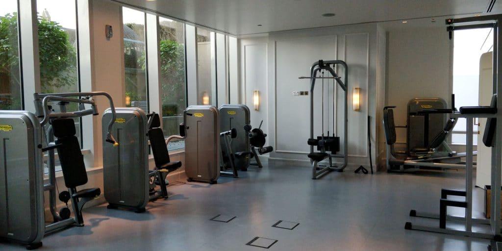 St. Regis Abu Dhabi Fitness Erholung 4