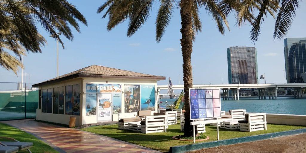 St. Regis Abu Dhabi Fitness Erholung 7