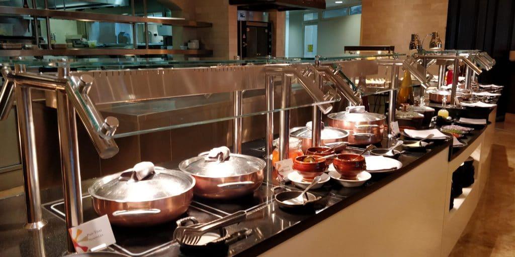 St. Regis Abu Dhabi Frühstück 10