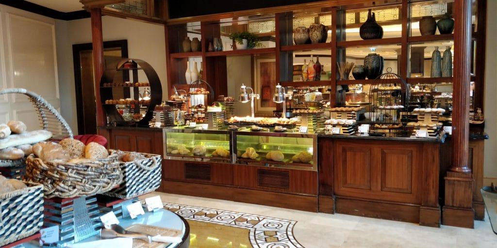 St. Regis Abu Dhabi Frühstück 15