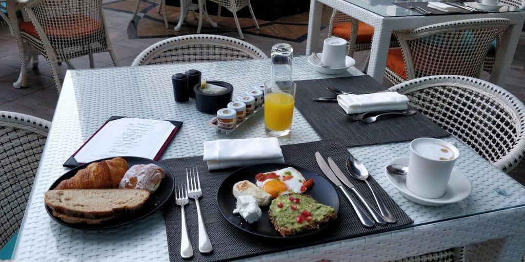 St. Regis Abu Dhabi Frühstück 16