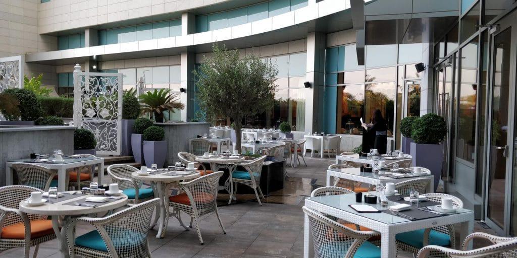 St. Regis Abu Dhabi Frühstück 2