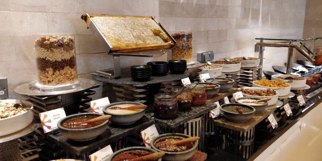 St. Regis Abu Dhabi Frühstück 5
