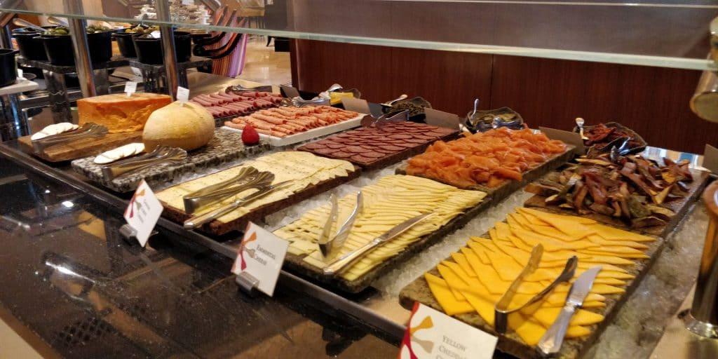 St. Regis Abu Dhabi Frühstück 6