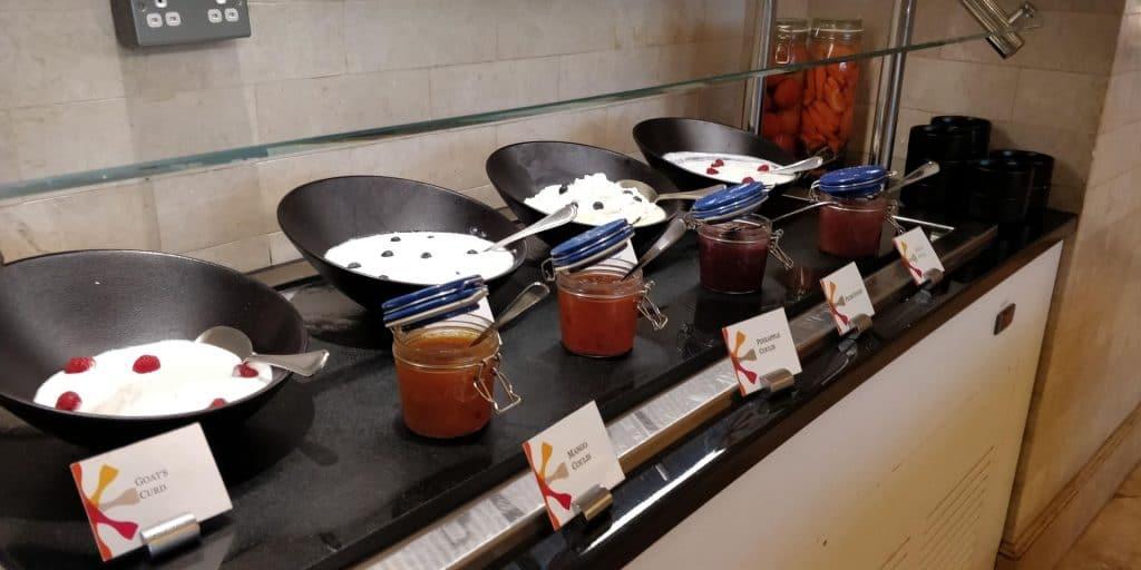 St. Regis Abu Dhabi Frühstück 7