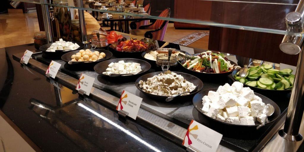 St. Regis Abu Dhabi Frühstück 8