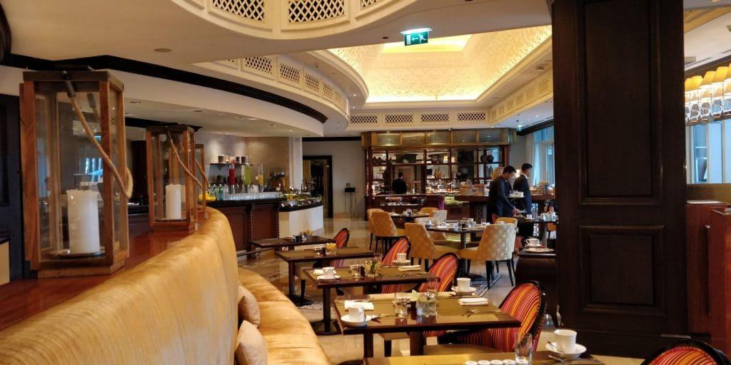 St. Regis Abu Dhabi Frühstück 9