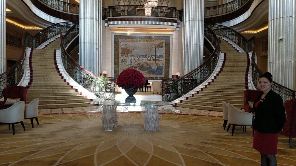 St. Regis Abu Dhabi Lobby 1