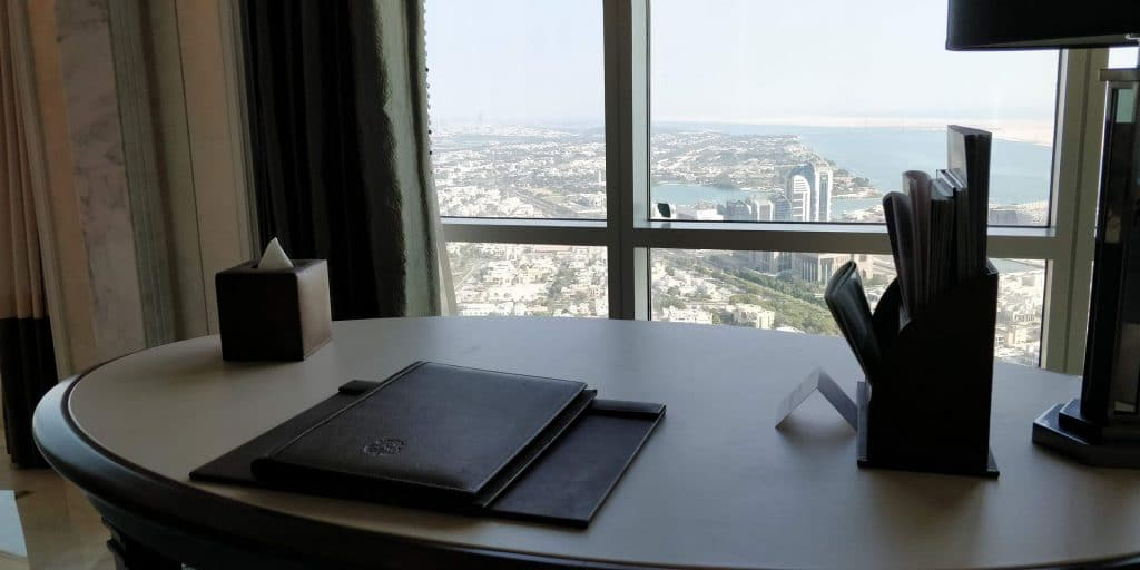 St. Regis Abu Dhabi Zimmer 15