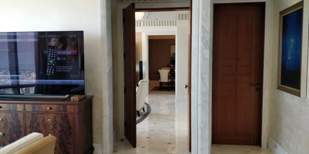 St. Regis Abu Dhabi Zimmer 19
