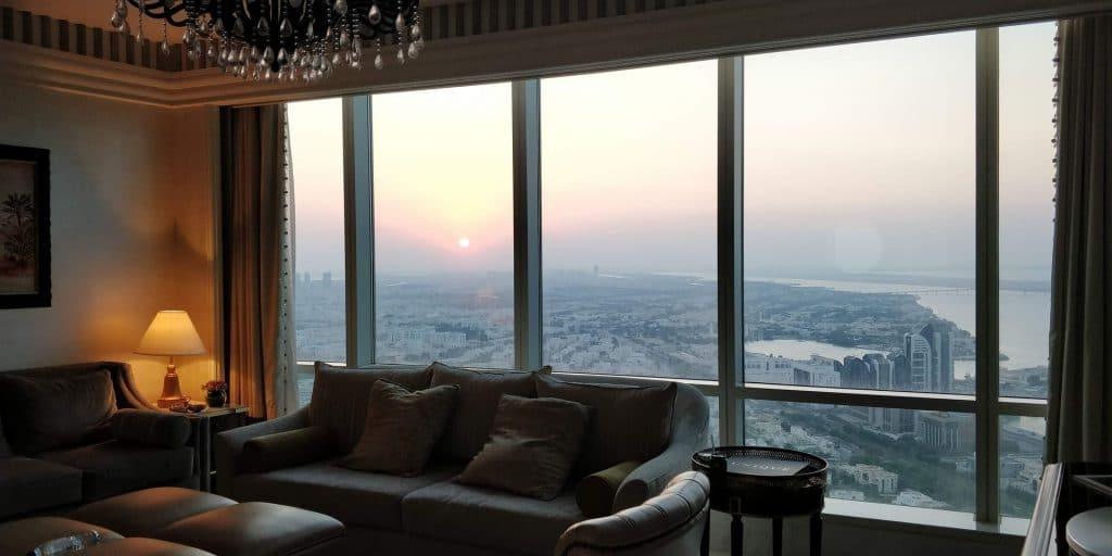 St. Regis Abu Dhabi Zimmer 25
