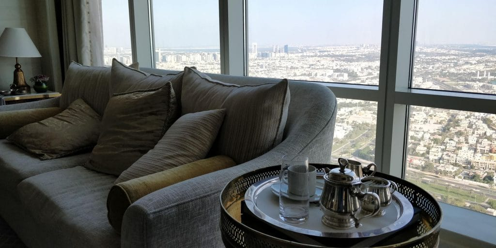 St. Regis Abu Dhabi Zimmer 28