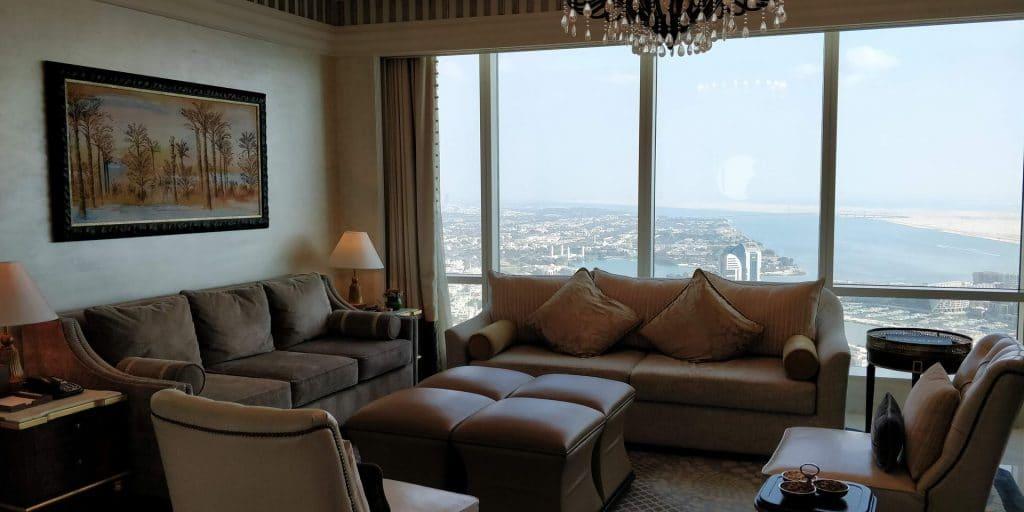 St. Regis Abu Dhabi Zimmer 4