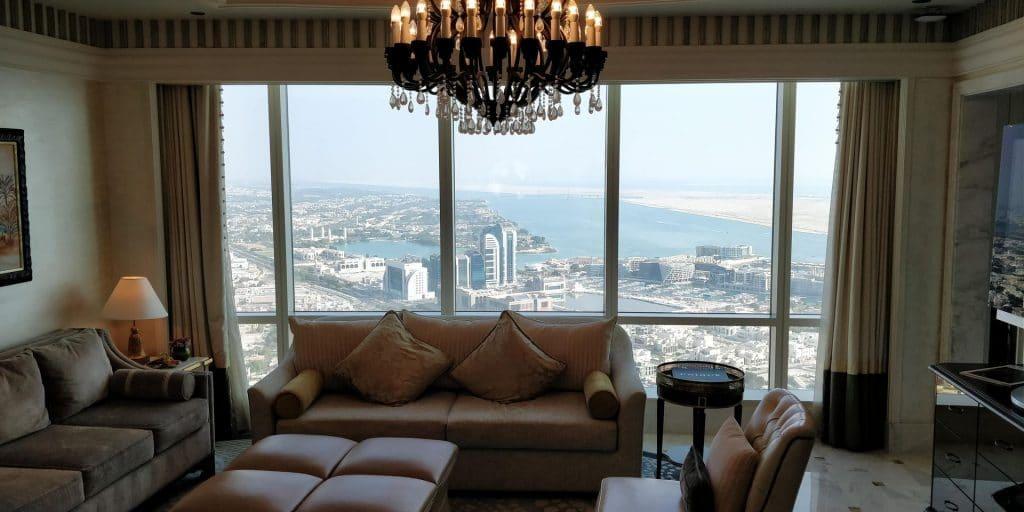 St. Regis Abu Dhabi Zimmer 5