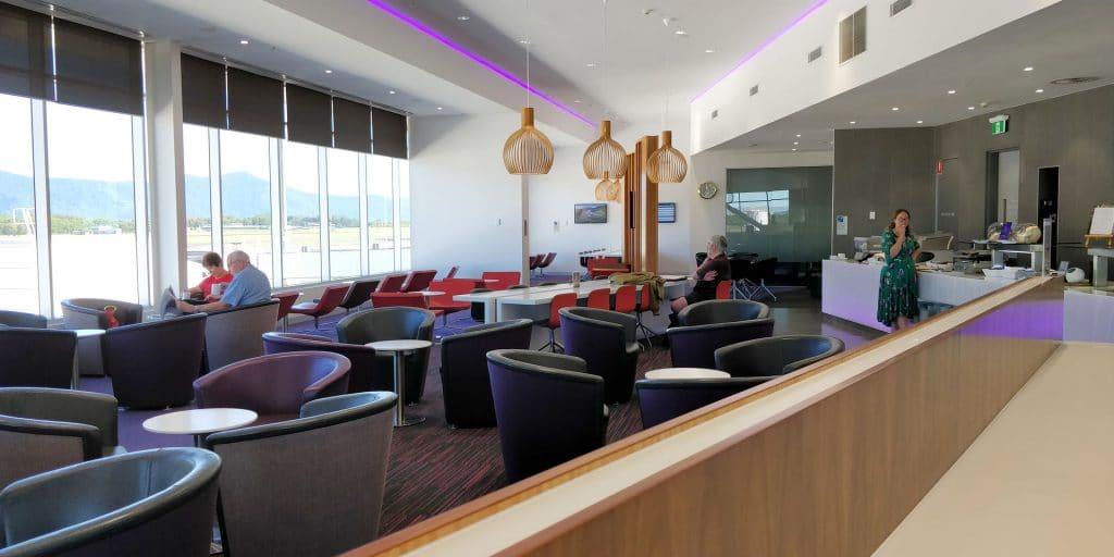 Virgin Australia Lounge Cairns 3