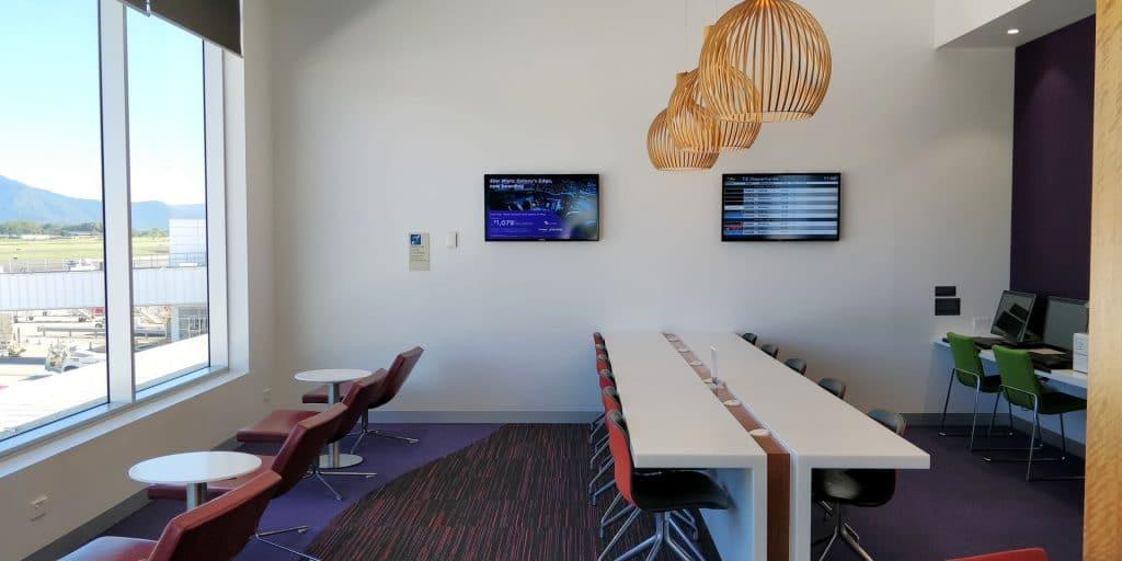 Virgin Australia Lounge Cairns 4