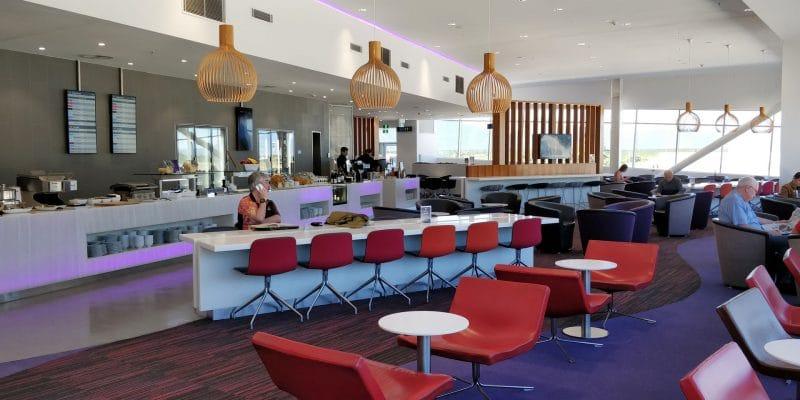 Virgin Australia Lounge Cairns 5