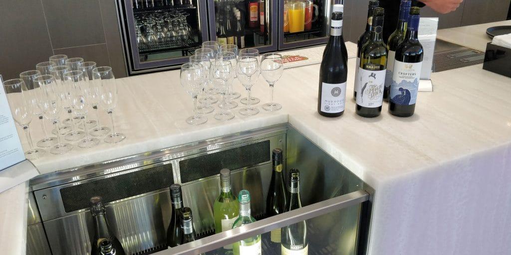 Virgin Australia Lounge Cairns Buffet 7