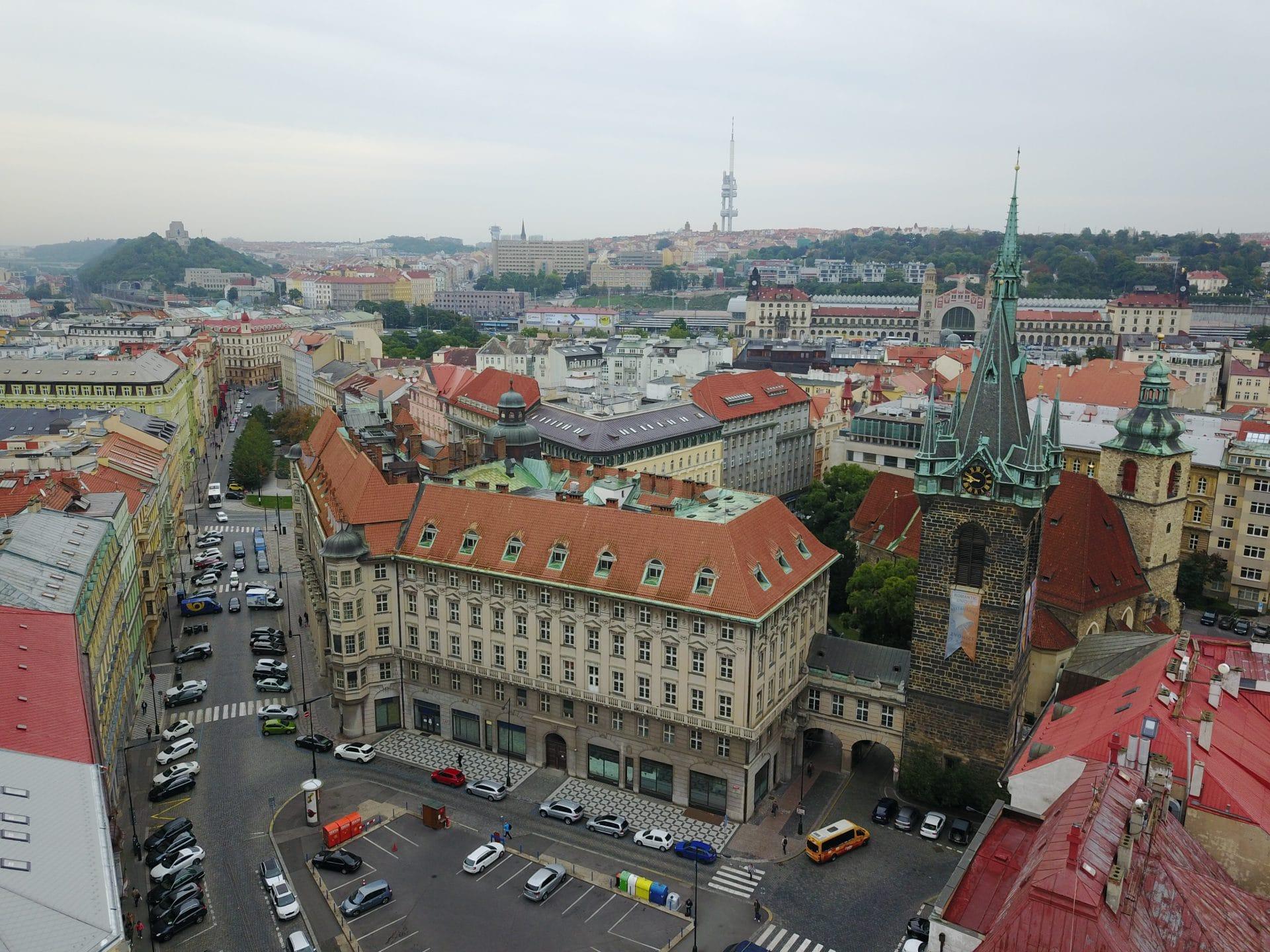 Andaz Prag Zuckerpalast