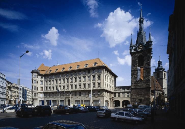 Zuckerpalast Andaz Prag