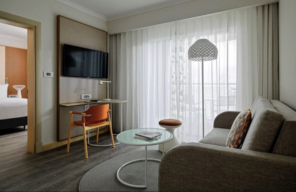 Marriott Malta Suite