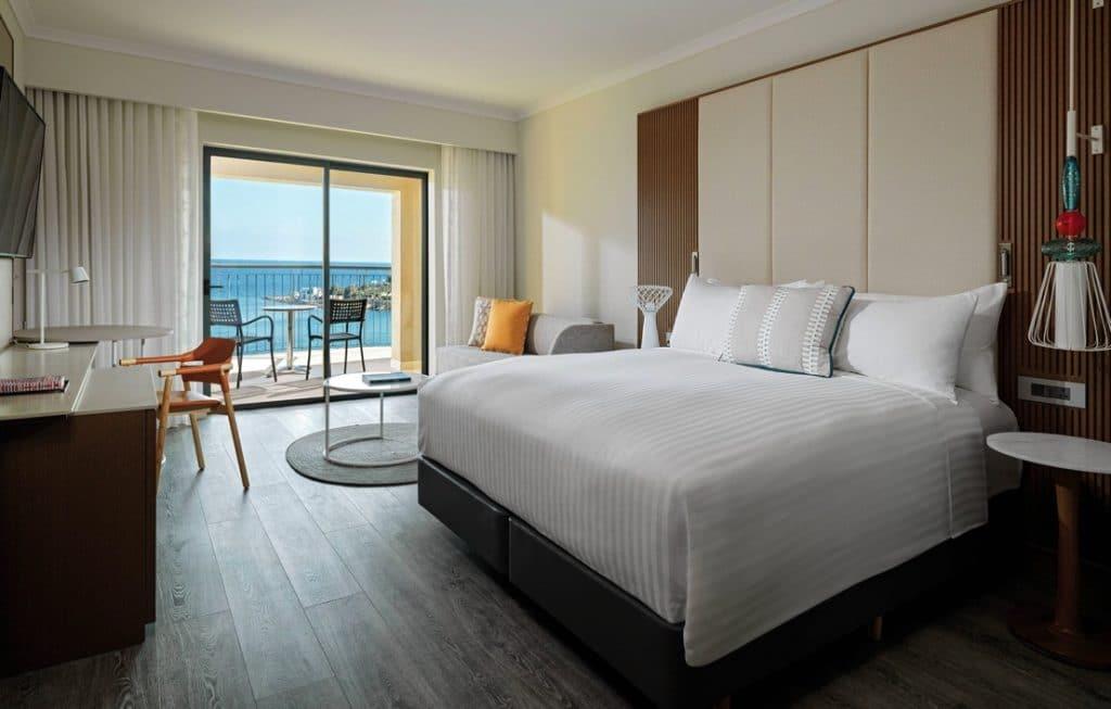 Marriott Malta Sea View