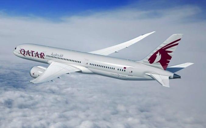 Qatar Airways Boeing 787-9