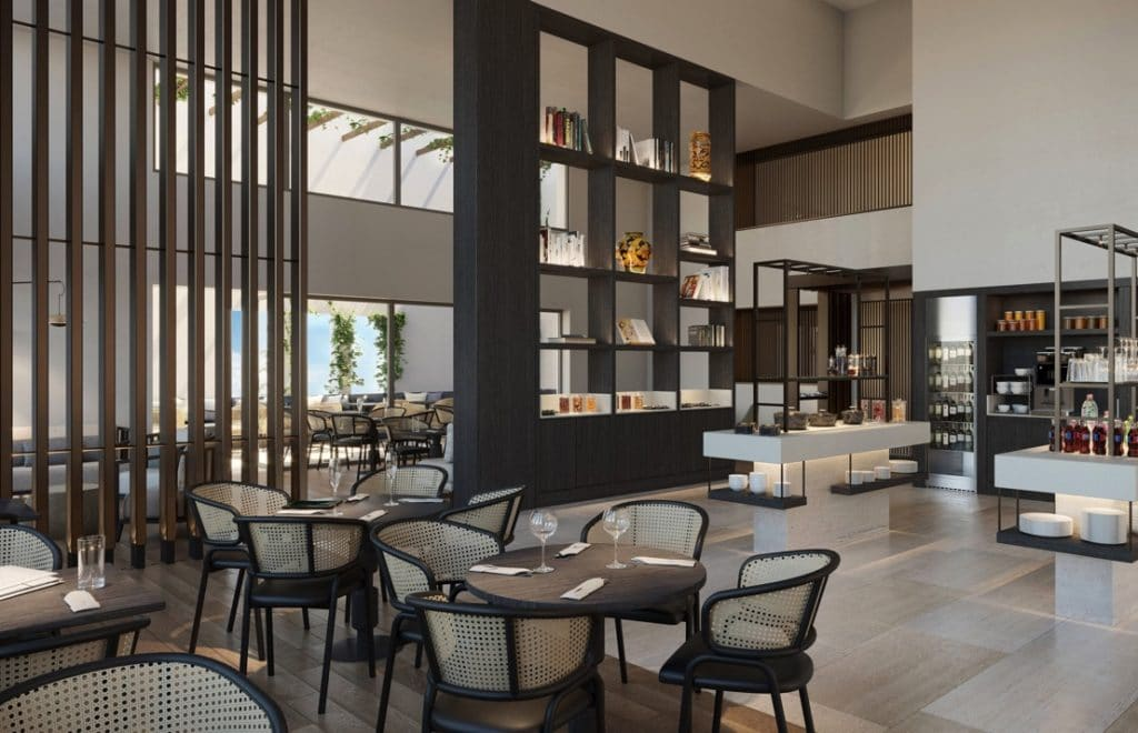 Marriott Malta M Club Lounge