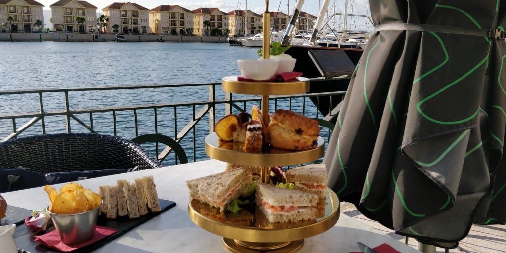 Afternoon Tea Gibraltar