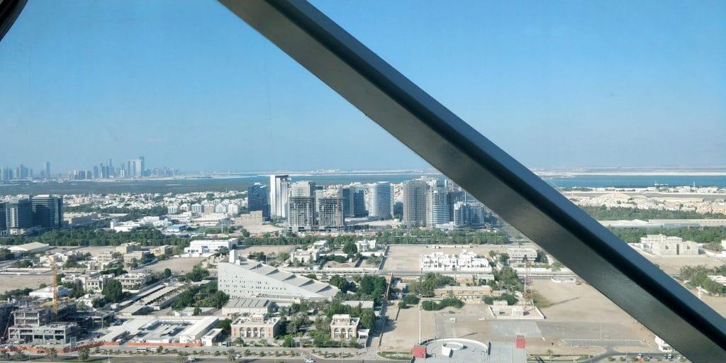 Andaz Capital Gate Abu Dhabi Ausblick