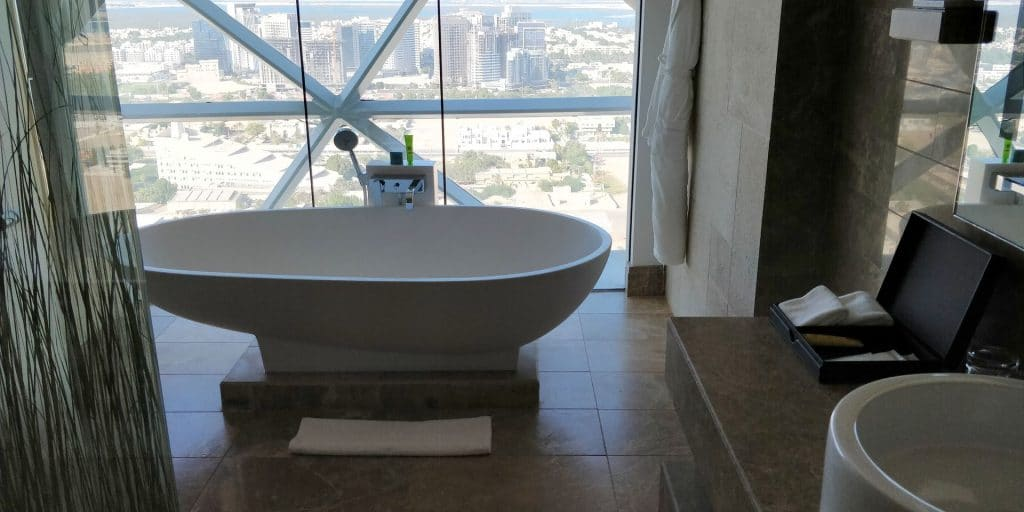 Andaz Capital Gate Abu Dhabi Bad 2