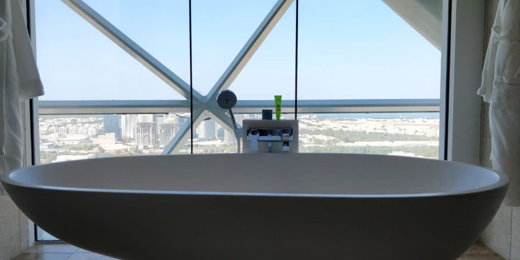Andaz Capital Gate Abu Dhabi Bad 8