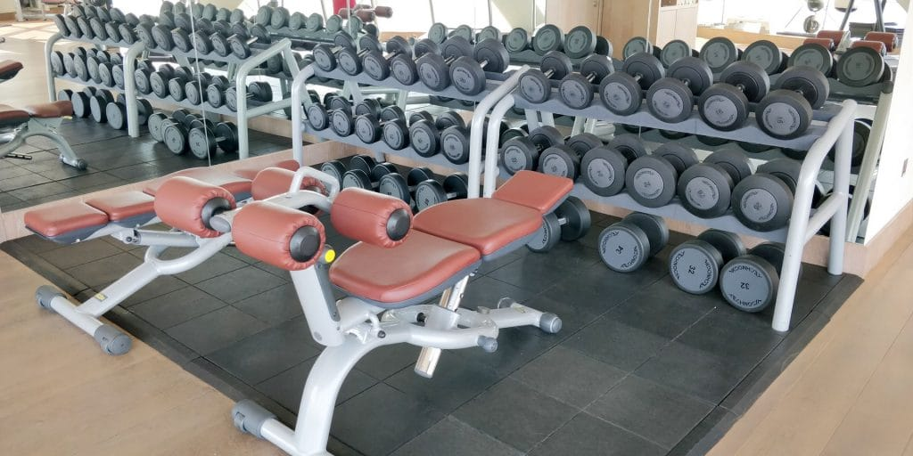Andaz Capital Gate Abu Dhabi Fitness