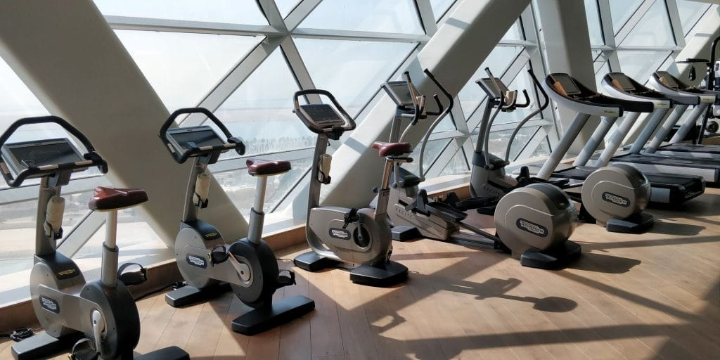 Andaz Capital Gate Abu Dhabi Fitness 4