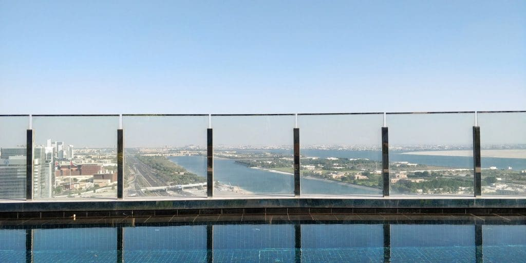 Andaz Capital Gate Abu Dhabi Pool 3