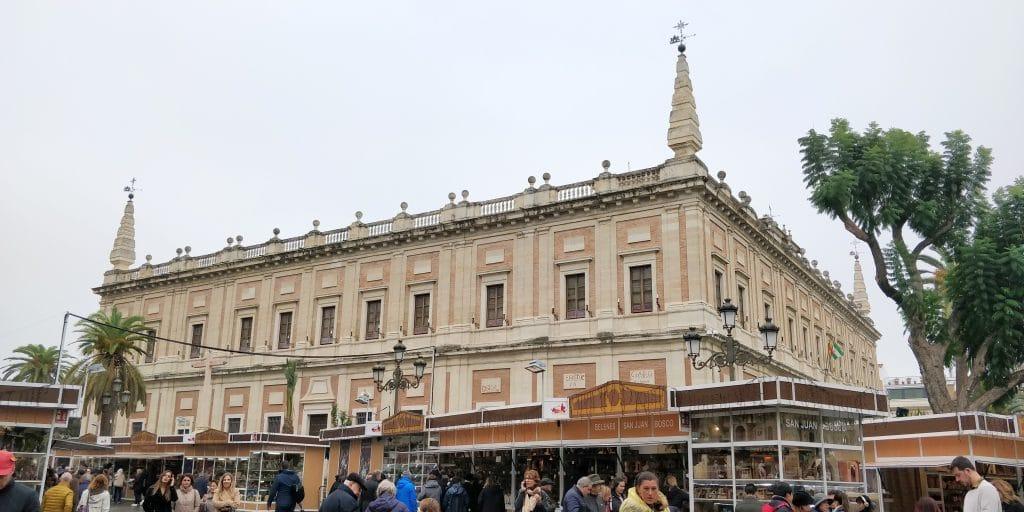 Archivo General De Indias Sevilla 2