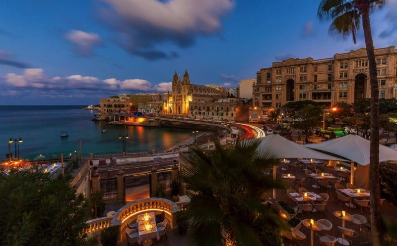 Marriott Malta Restaurant